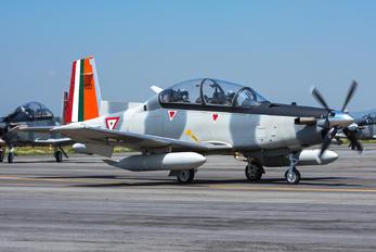 6612 - Mexico - Air Force Hawker Beechcraft T-6C Texan II