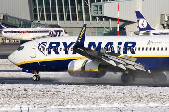 EI-DHP - Ryanair Boeing 737-800