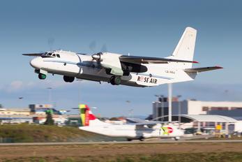 LZ-ABJ - Rose Air Antonov An-26 (all models)