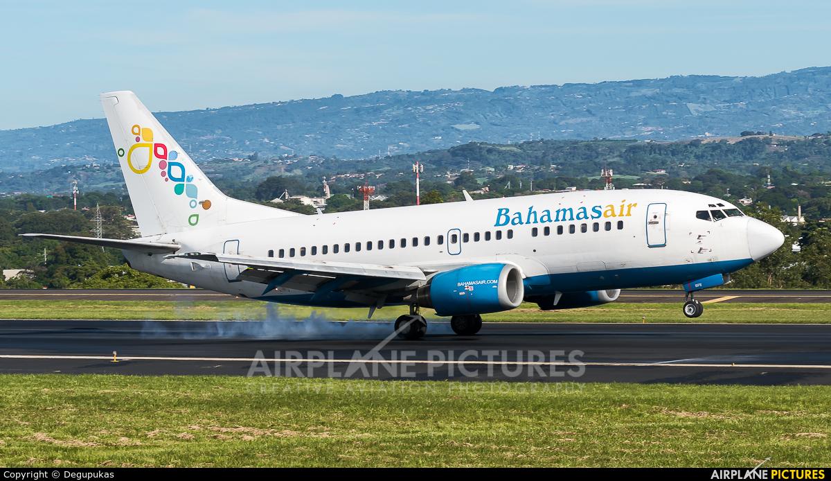 Bahamasair C6-BFE aircraft at San Jose - Juan Santamaría Intl