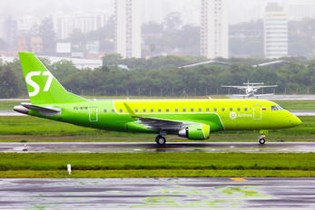VQ-BYR - S7 Airlines Embraer ERJ-170 (170-100)