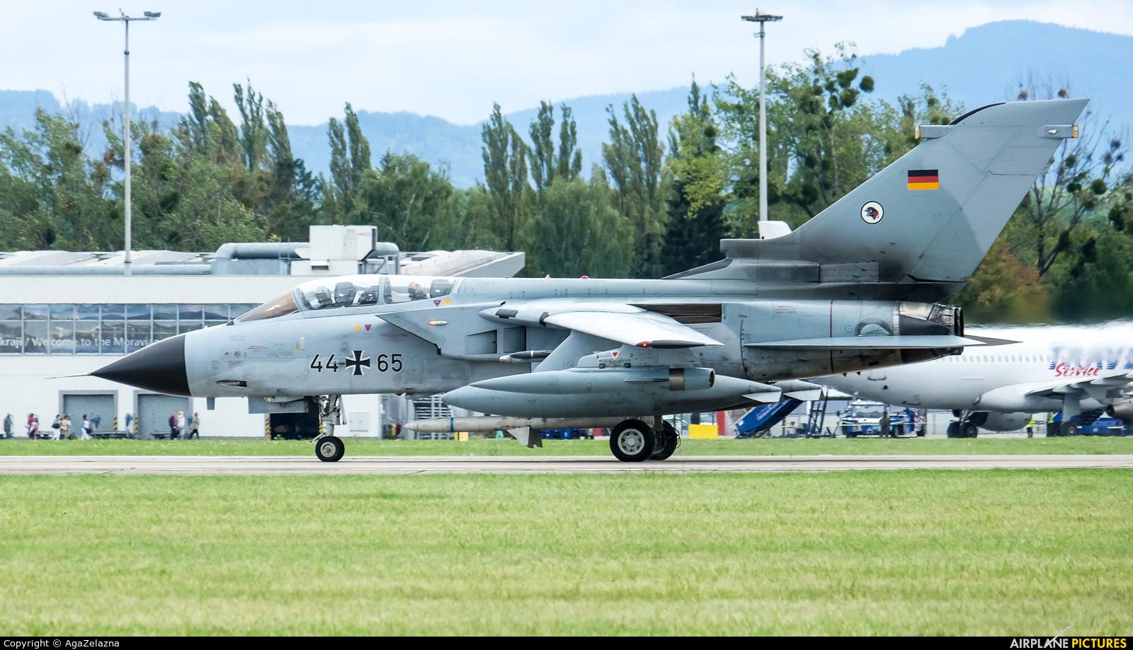 Germany - Air Force 44+65 aircraft at Ostrava Mošnov