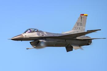 91-0357 - USA - Air Force Lockheed Martin F-16CJ Fighting Falcon