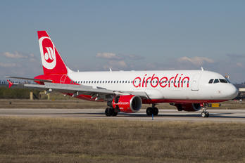 D-ABZL - Air Berlin Airbus A320