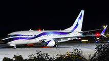 VQ-BLX - Gama Aviation Boeing 737-700 BBJ aircraft
