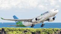 #3 LEVEL Airbus A330-200 EC-MOY taken by Gustavo Cañamero