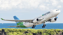 EC-MOY - LEVEL Airbus A330-200 aircraft