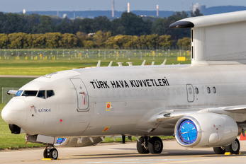13-003 - Turkey - Air Force Boeing 737-700