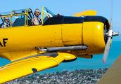 C-FVIJ - Canadian Historical Aircraft Association Canadian Car & Foundry Harvard aircraft