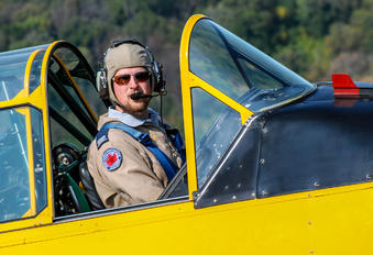 C-FVIJ - Canadian Historical Aircraft Association Canadian Car & Foundry Harvard