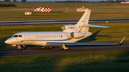 C-GLXC - Private Dassault Falcon 7X
