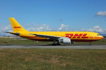 D-AEAE - DHL Cargo Airbus A300F