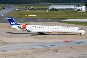 EI-FPA - SAS - Scandinavian Airlines (CityJet) Canadair CL-600 CRJ-900