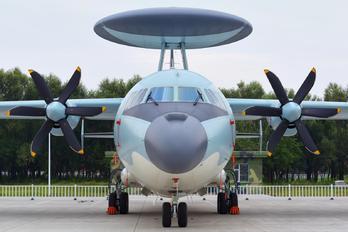 30472 - China - Air Force Shaanxi KJ-500