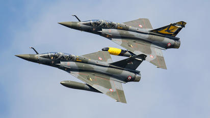 638 - France - Air Force Dassault Mirage 2000D