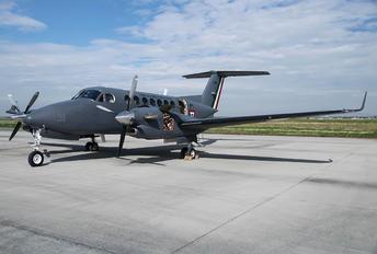 5208 - Mexico - Air Force Beechcraft 350 Super King Air