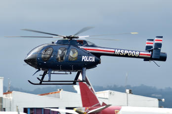 MSP008 - Costa Rica - Ministry of Public Security MD Helicopters MD-600N