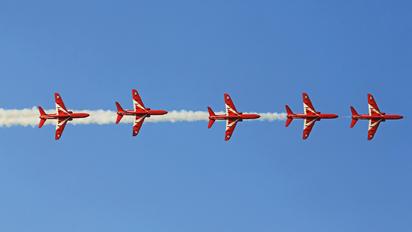 "XX319 - Royal Air Force ""Red Arrows"" British Aerospace Hawk T.1/ 1A"