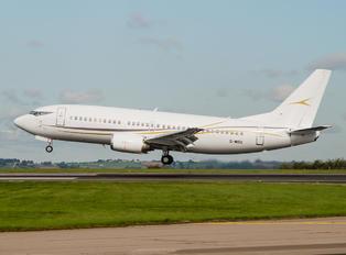 G-MISG - Cello Aviation Boeing 737-300