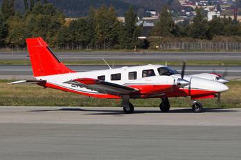 LN-HMB - Rørvikfly AS Piper PA-34 Seneca