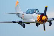 HA-NSR - Private Yakovlev Yak-52 aircraft