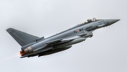7L-WH - Austria - Air Force Eurofighter Typhoon S