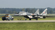 Poland - Air Force Mikoyan-Gurevich MiG-29UB 15 aircraft