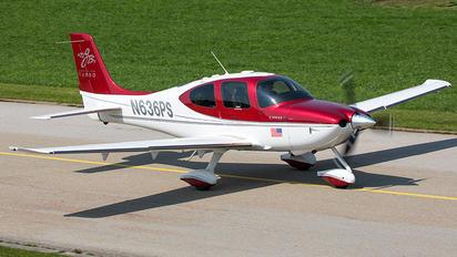 N636PS - Private Cirrus SR-22 -GTS