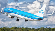 PH-BXW - KLM Boeing 737-800 aircraft