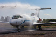 RA-87511 - Gazpromavia Yakovlev Yak-40 aircraft