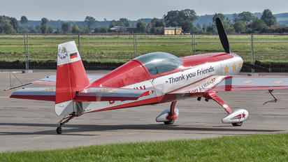 D-EZUW - Private Extra 300S, SC, SHP, SR