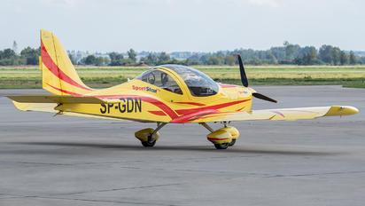 SP-GDN - Aeroklub Gdanski Evektor-Aerotechnik SportStar RTC