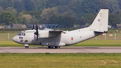 RS-50 - Italy - Air Force Alenia Aermacchi C-27J Spartan