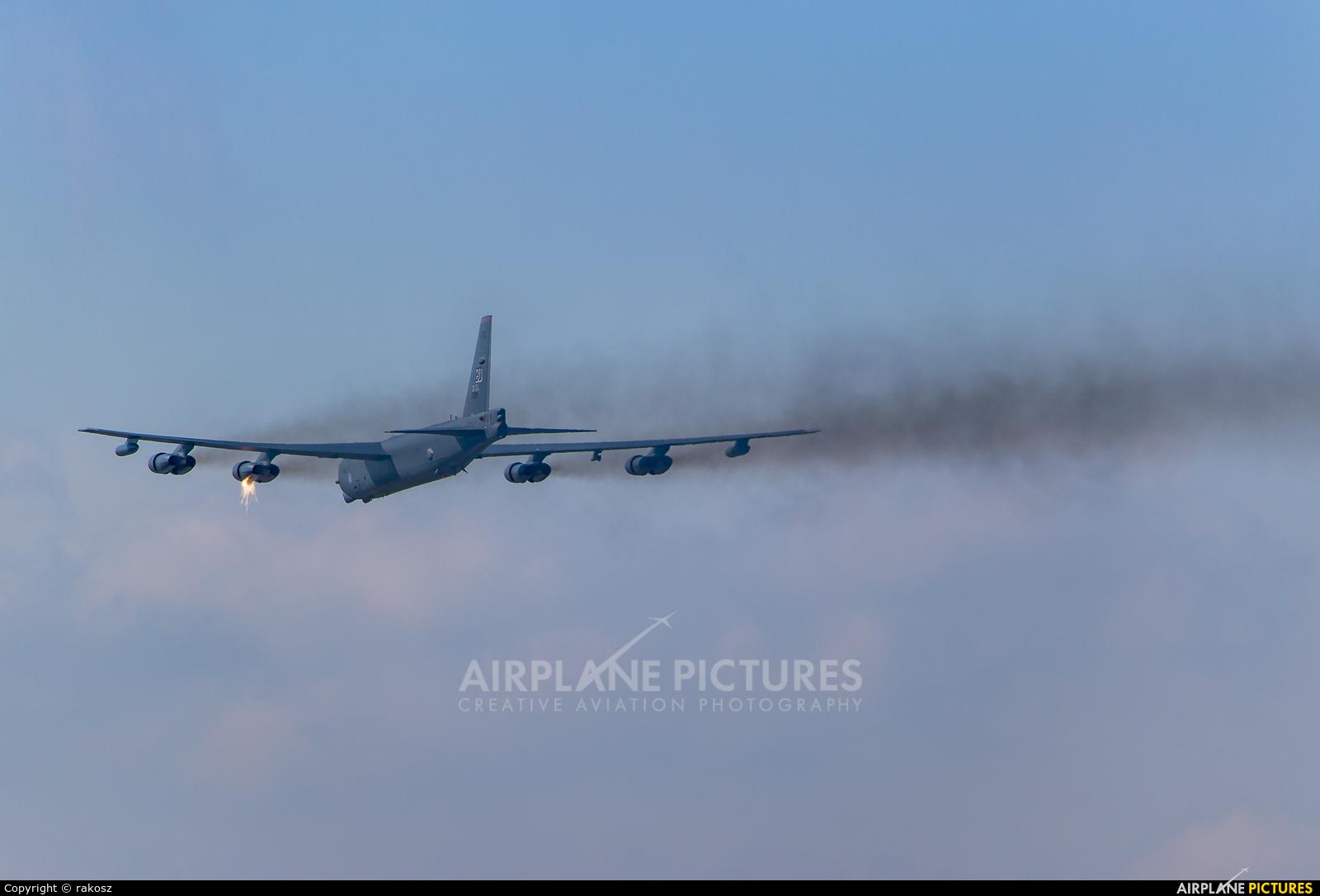 USA - Air Force 61-0029 aircraft at Ostrava Mošnov
