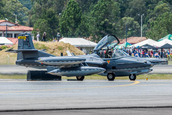 FAC2184 - Colombia - Air Force Cessna A-37B Dragonfly