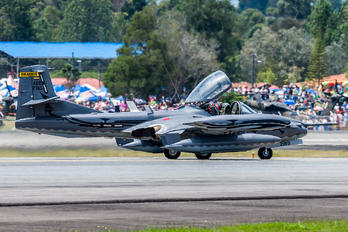 FAC2185 - Colombia - Air Force Cessna A-37B Dragonfly