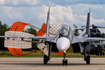 43 - Russia - Air Force Sukhoi Su-30SM