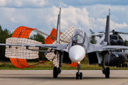 43 - Russia - Air Force Sukhoi Su-30SM aircraft