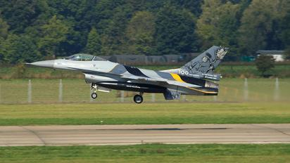 FA-132 - Belgium - Air Force General Dynamics F-16A Fighting Falcon