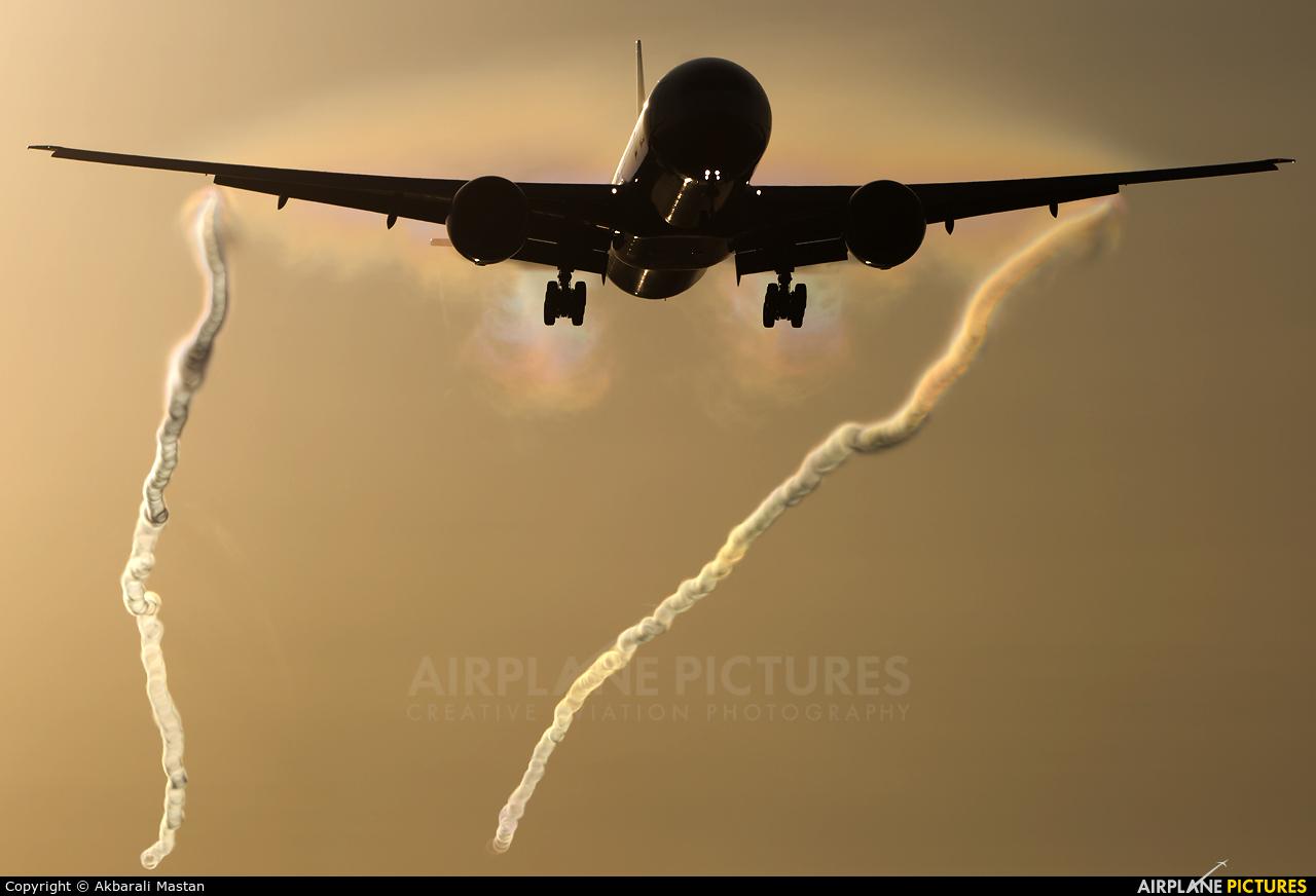 Air Canada C-FKAU aircraft at London - Heathrow