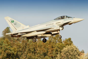 8009 - Saudi Arabia - Air Force Eurofighter Typhoon