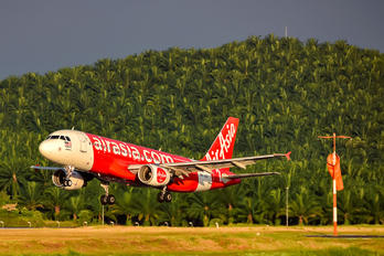 9M-AQG - AirAsia (Malaysia) Airbus A320