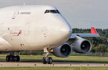 OM-ACJ - Air Cargo Global Boeing 747-400BCF, SF, BDSF