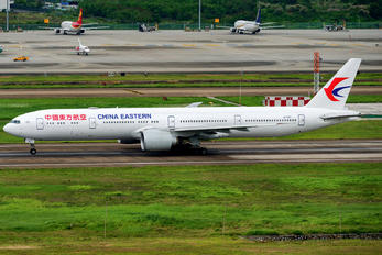 B-7347 - China Eastern Airlines Boeing 777-300ER