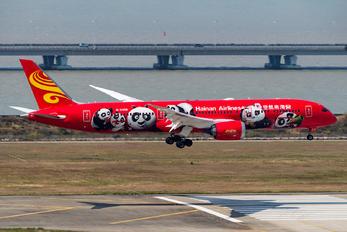 B-6998 - Hainan Airlines Boeing 787-9 Dreamliner