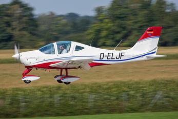 D-ELJF - Private Tecnam P2002 JF
