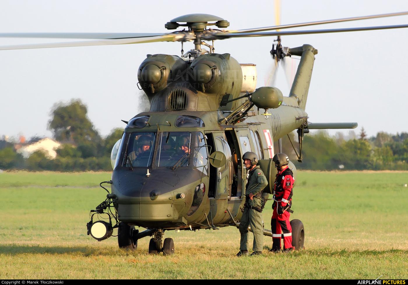 Poland - Army 0911 aircraft at Radom - Sadków