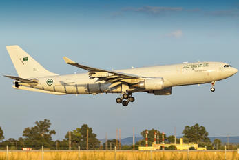 2404 - Saudi Arabia - Air Force Airbus A330 MRTT