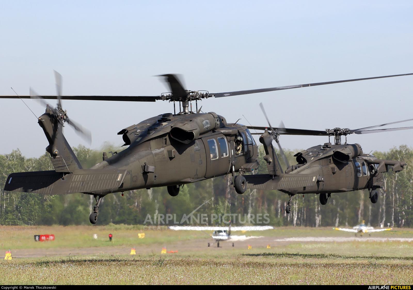 USA - Army 93-26519 aircraft at Warsaw - Babice