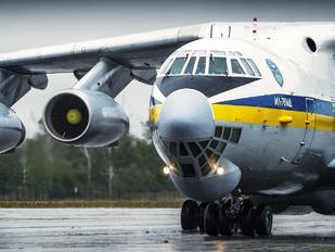 76413 - Ukraine - Air Force Ilyushin Il-76 (all models)